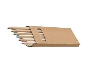 Crayons de couleurs en bois Minnie